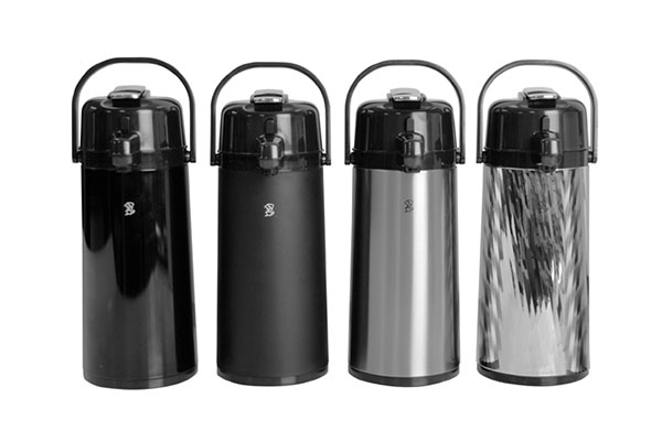 Air pot coffee equipment